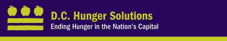 logo for DC Hunger Solutions